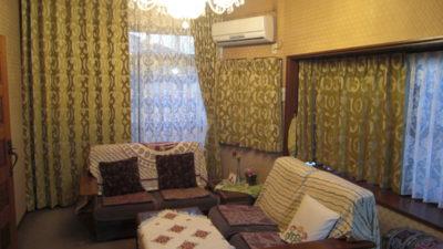 クラーク&クラークのクラシックなカーテンで素敵な応接室に   大阪府高槻市