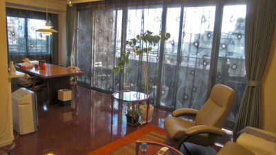 FISBAのブルームレースカーテンでお部屋を彩ろう 大阪府豊中市