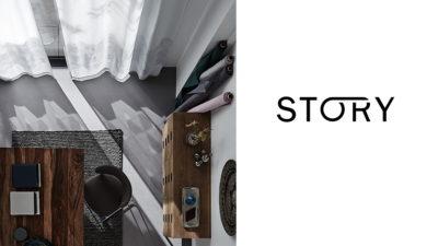 フジエテキスタイル STORY3 新作カーテンコレクションを発表するそうです