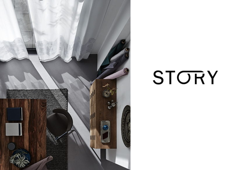 STORY3 カーテン