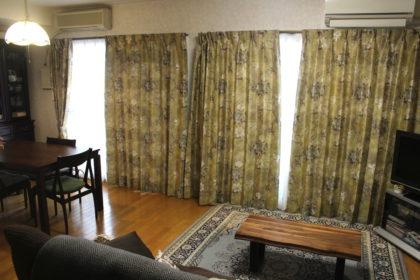 INHOUSE IH413カーテン
