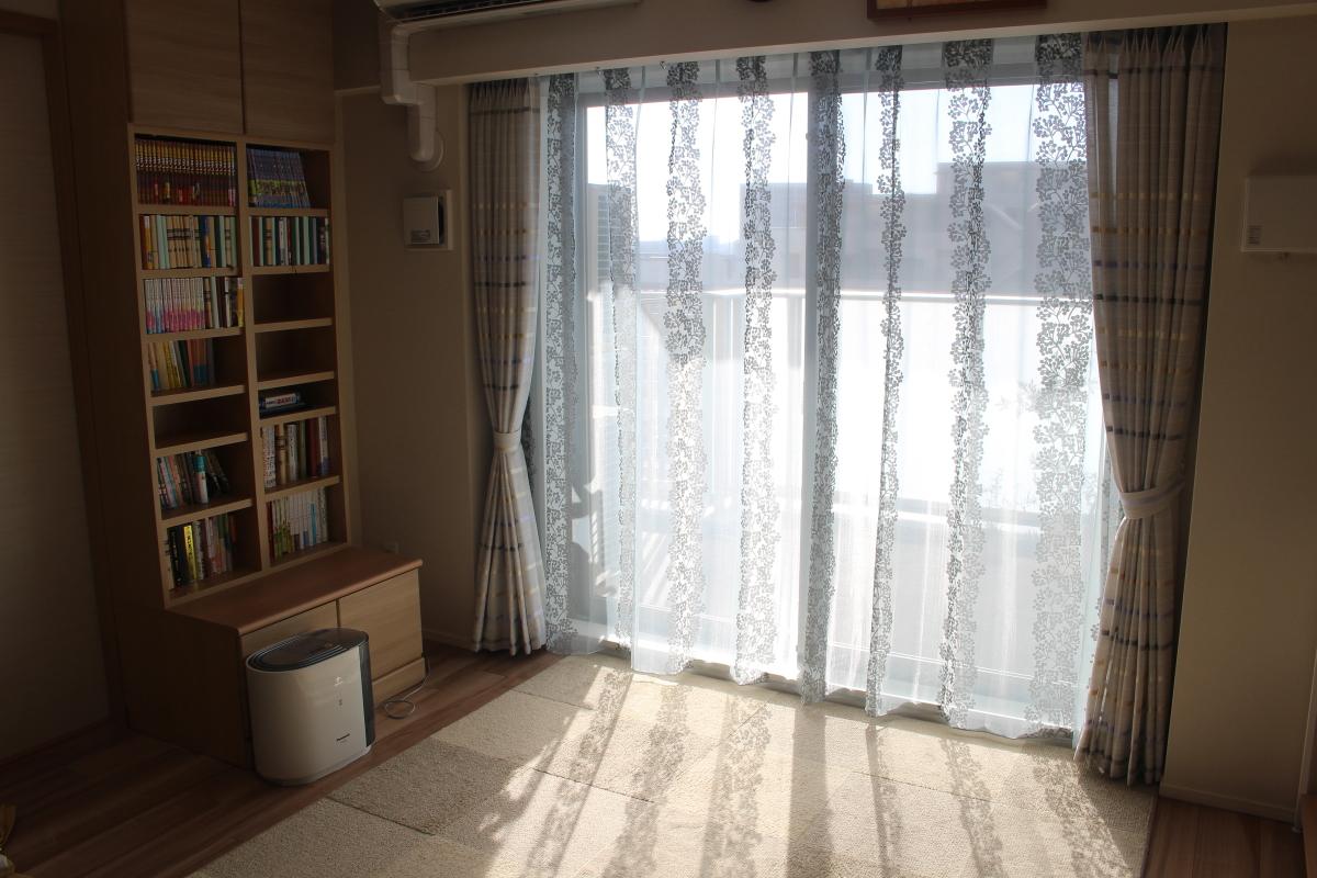 FEDE レースカーテン 豊中市