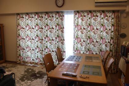 滋賀県 オーダーカーテン