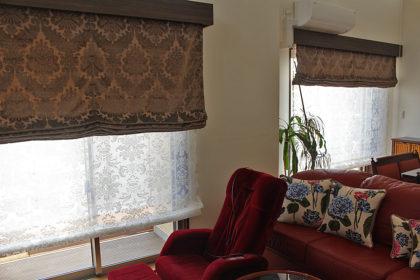 神戸市灘区 オーダーカーテン