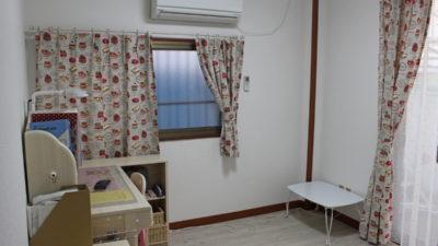 守口市の子供部屋のカーテンは輸入カーテンで可愛らしく!