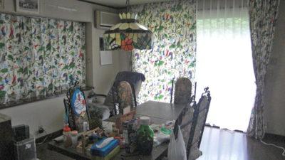 osborne&littleとSandersonのカーテンでお家をコーディネート  大阪府藤井寺市