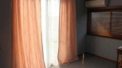 箕面のお家のカーテンにはCASADECOの新作カーテンでオシャレに!