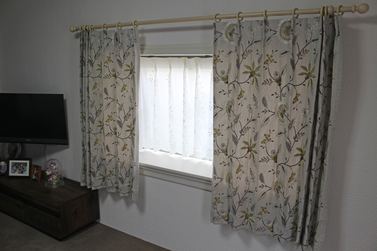 clarke curtain