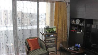 茨木市のマンションのカーテンには輸入カーテンのオンパレードで攻めました!